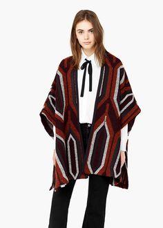 Capa lã alpaca