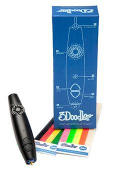 ☑ Stylo 3D 3Doodler avec boite et recharges