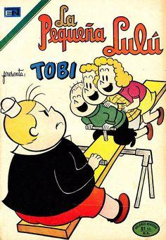 La Pequeña Lulú - Nº378 x Sergio Arakaki de Chile Comic Book Characters, Fictional Characters, Magazines For Kids, Vintage Comics, Cute Little Girls, Picture Design, Funny Cartoons, Comic Covers, Best Memories