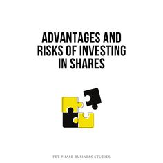 Header image for Advantages and Risks of Investing in Shares. The advantages and risks of shares as a form of investment. Investing in shares. Forms of investment. Shares as a form of investment. The risk involved. Explaining each investment option. Description of shares as a form of investment. Investing in shares. Risk factors of shares | Investments: Securities Notes · Grade 12 Term 3 Business Studies notes with Nonjabulo Tshabalala, Qualified South African teacher. Matric, NSC… Past Exam Papers, Past Exams, Investing In Shares, Business Studies, Header Image, Study Notes, Factors, Teacher, African