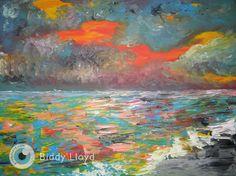 Biddy Lloyd, artist in Cornwall. Full portfolio at www.cornisheye.com