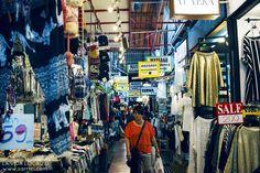 Maailman suurimmat markkinat: Chatuchak Weekend Market, Bangkok