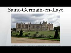 """Saint-Germain-en-Laye    Louis XIV was born on September 5, 1638, in Saint-Germaine-en-Laye, France, and christened Louis-Dieudonné—French for """"Gift of God."""" His mother was the Hapsburg Spanish queen Anne of Austria, and his father was Louis XIII, king of France."""