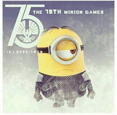 I would sooo watch that if it was a reall movie and I would read it if it was a real book! Minions!!!!
