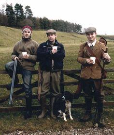 Hobbits, Dom, Billy, and Elijah