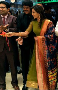 Love manju warrier's pranaah outfit! Manju and Nagarjuna♡♡♡
