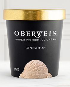 Like a sweet and spicy hug for your tastebuds, just one bite of our super premium ice cream infused with soothing, aromatic cinnamon will invite your senses to experience new levels of comfort. Add this seasonal favorite to your holiday menu. Available in pints and quarts. #oberweisicecream #simplythebest Best Ice Cream Flavors, Cinnamon Ice Cream, Creamed Eggs, First Bite, Pints, Sweet And Spicy, Next At Home, Egg Nog, Snow Angels
