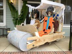 Baxter Skeletons - Yabba Dabba Doo! It's the FlintBones!