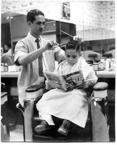 """sabias que antes las barberias no se llamaban """"barberia"""" si no """" peluqueria"""" y tenian una mejor atencion hacia cada cliente."""