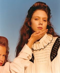 Natalie Westling, Maeve Mansfield by Jamie Hawkesworth for The New York Times Style Magazine March 2016