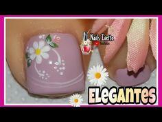 Toe Nail Art, Nude Nails, Beauty Hacks, Make It Yourself, Amanda, Videos, Makeup, Toenails Painted, Designed Nails