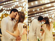 Luana e Joaquim | Espaço Galiileu Ilhabela | Frankie e Marília | Delicate, detail-filled destination wedding in a tropical island in Brazil