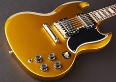 Another Gibson Beauty...It's Gold