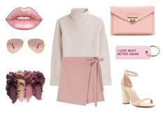 """""""basic btch"""" by lizatower on Polyvore featuring мода, Vanessa Seward, Call it SPRING, Lime Crime, Various Projects и Ray-Ban"""