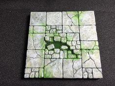 Nice Hirst Arts floor tile.