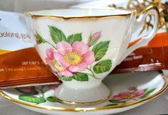 Artful Affirmations: Tea Cup Tuesday-Taking Time For Tea