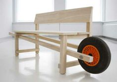 Oak Wheelbench - The Woodworkers Institute