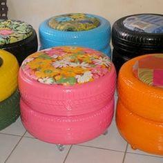 Tire recycling                                                                                                                                                                                 Mais