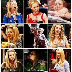 """Phoebe and her""""Oh No""""s"""