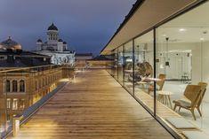 A Tour of Reaktor's New Helsinki Office - Officelovin'