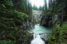 If you haven't been, you must. Maligne Canyon, Jasper, Alberta, Canada