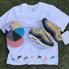hot sale online aa2ba 76c2a Nike x Sean Wotherspoon Urban Fashion Women, Stylish Mens Fashion, Dope  Fashion, Fashion