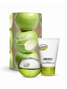 Love the apple-inspired smell!!! DKNY Be Delicious