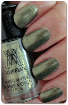 RUFFIAN – Hedge Fund. Swatched once.