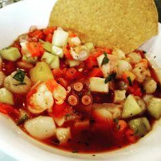 Bowl of #ceviche anyone 🐟🐙🐡? #bajaoysterandsushibar . . . #supportsdlocal #theresandiego  @best.of.sandiego #bestfoodsandiego #sandiegoeats #foodporn #foodstagram #fearnofood #eatdrinksandiego #imperialbeach #ibisok #imperialbeachlocals #sandiegoconnection #sdlocals #iblocals - posted by Eat & Drink San Diego  https://www.instagram.com/eatdrinksandiego. See more post on Imperial Beach at http://imperialbeachlocals.com