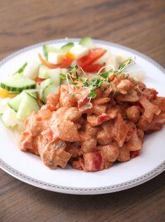 IMG_0053 Vegetarian Casserole, Frisk, Kung Pao Chicken, Stevia, Chana Masala, Wine Recipes, Yogurt, Ethnic Recipes, Food