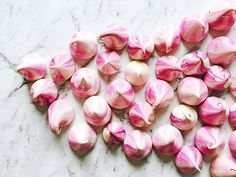 Teeny tiny meringues are always a hit on any dessert table, and with good reason. With a crunchy outer shell and soft, marshmallowy centre, what's not to l