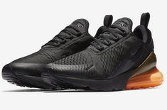Release Date: Nike Air Max 270 Tonal Orange • KicksOnFire.com