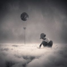 Bw dreamy poetic photo art by Denis Olivier Dream Images, My Images, Surrealism Photography, Fine Art Photography, Love Live, World Cities, Expositions, Crazy Life, Children's Book Illustration