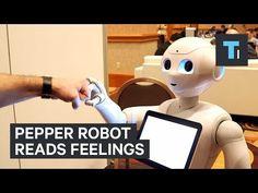 Tech Insider: Pepper Robot reads feelings