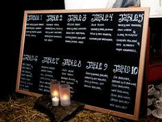 Wedding News & Tips – Loverly Wedding Ideas To Make, Wedding Day Inspiration, Chalkboard Seating Charts, Hay Bale Seating, Make It Simple, Wedding Styles, Wedding Planning, Make It Yourself, How To Plan