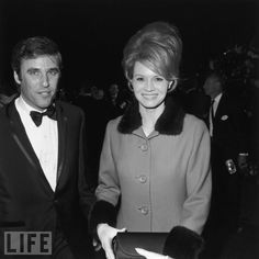 Angie Dickinson & Burt Bacharach, 1966, This is why I do not like Angie Dickinson!