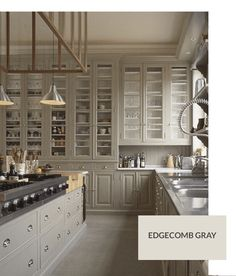 Top 10 Gray Cabinet Paint Colors