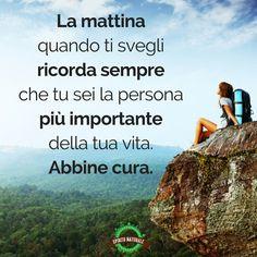 #aforismi #frasi #citazioni #spiritonaturale Wise Quotes, Famous Quotes, Inspirational Quotes, Qoutes, The Answer To Everything, Italian Quotes, Good Energy, Namaste, Wise Words