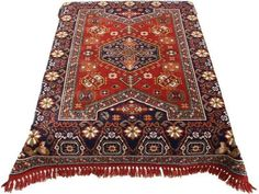 My grandparents had a flying carpet, but it didn't work.
