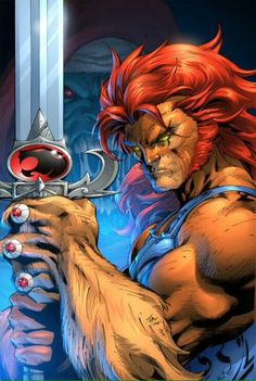 Lion-O of the ThunderCats by Jim Lee