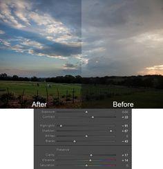 A Super Simple Way to Make Landscape Photos POP Using Lightroom