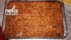 Kadayıflı Revani (Yok Böyle Muhteşem Bir Lezzet) Biscotti, Lasagna, Ham, Food And Drink, Ethnic Recipes, Desserts, Amigurumi, Tailgate Desserts, Deserts