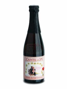Cantillon Rose de Gambrinus: 150 Calories