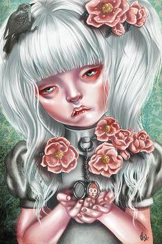 My Secret by ~mai-coh on deviantART