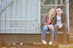 Couple's Portraits by Kristy Field