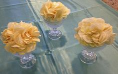 Soft Yellow Hydrangea Table Decor. Soft Yellow Hydrangea Table Decor on Tradesy Weddings (formerly Recycled Bride), the world's largest wedding marketplace. Price $55.00...Could You Get it For Less? Click Now to Find Out!