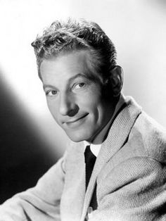 Danny Kaye ---one of my favorite actors Hollywood Actor, Golden Age Of Hollywood, Vintage Hollywood, Hollywood Stars, Classic Hollywood, Famous Movies, Old Movies, Famous Faces, Classic Movie Stars