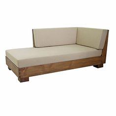Niki Chaise Lounge   Warisan - Hospitality Furniture