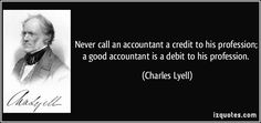 Famous Quotes About Accounting Profession. QuotesGram