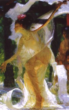 Dunhuang  Dancing and Music series - Zhiwei Tu